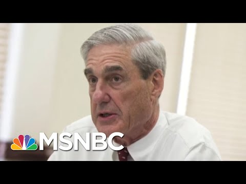Top Dem Says Mueller, Rosenstein Have 'Strong Evidence' | The Beat With Ari Melber | MSNBC