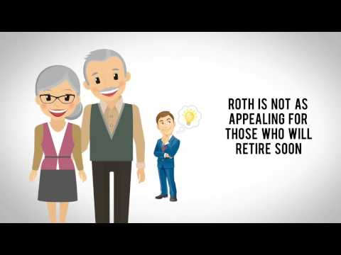 Money advice at work: Roth 401k plans