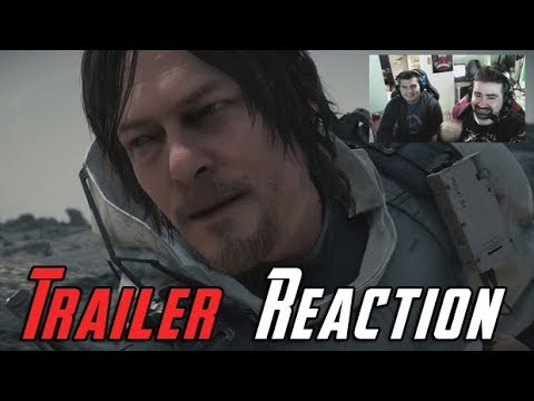 Death Stranding Angry Game Trailer Reaction!
