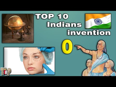 TOP 10 THING THAT HAD BEEN INVENTED IN INDIA