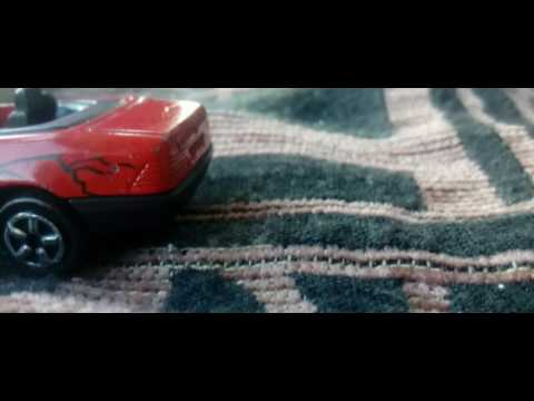 Toy cars moving by there self