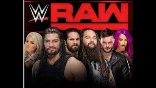 #RAW BREAKING NEWS WWE RAW 2018 AJ Styles Injury Strowman WrestleMania 34 Jeff Hardy WWE Return