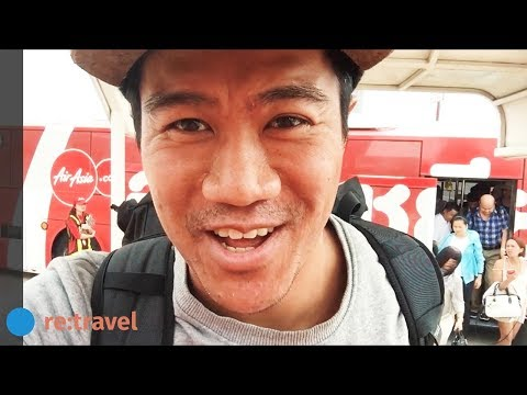 HOW I BOOK MY CHEAP TICKETS - Flying cheap in Asia | Bangkok to Lombok // re:travel
