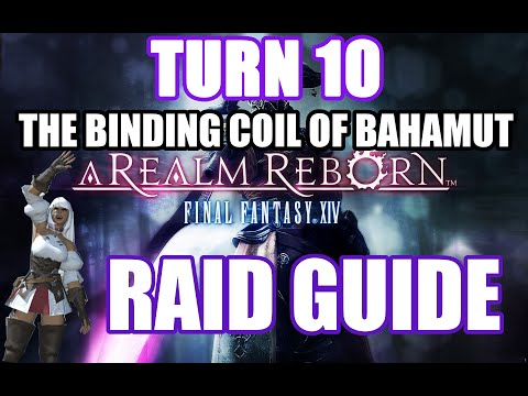 The Final Coil of Bahamut - Turn 1 Raid Guide