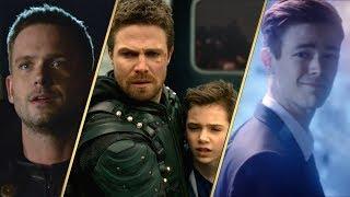 All Arrow-verse season finale cliffhangers RANKED!