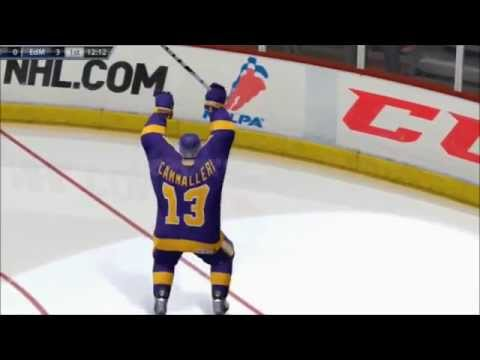 NHL13 -Tips & Tricks - Episode: 2 - 6 Easy Ways To Score In NHL 13