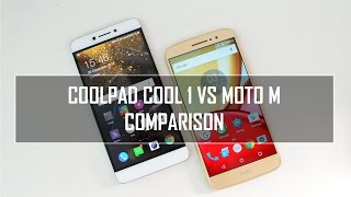 Coolpad Cool 1 vs Moto M- In Depth Comparison, Performance, Camera and Battery