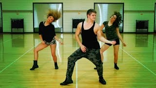 S&M (Remix) - The Fitness Marshall - Dance Workout
