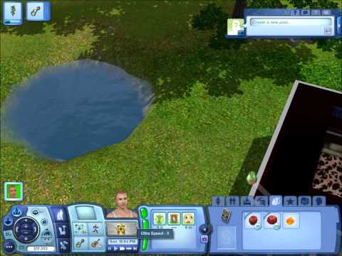 The Sims 3: How to Get Rich Fast!
