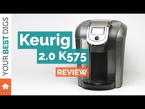 Keurig - 2.0 K575 Review