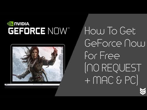 How To Get GeForce Now for Free (NO REQUEST + MAC & PC)