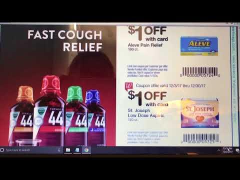 Walgreens December saving coupon book