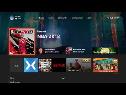 How to update and download games while your Xbox one is off