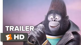 Sing Official Trailer #1 (2016) - Scarlett Johansson, Matthew McConaughey Movie HD