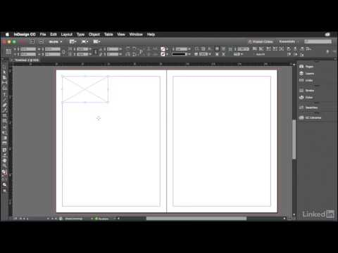 050 Creating a wireframe in InDesign