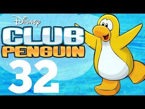 Club Penguin : Let's play -  Green Belt  [32] - Sqaishey