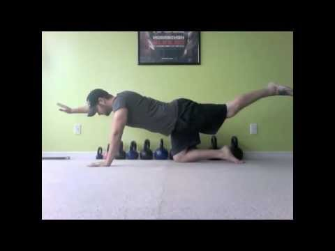 How To Get Rid Of Lower Back Pain!!