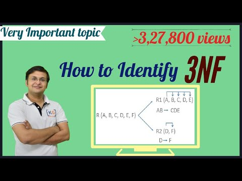 Third Normal Form | 3 NF | DBMS |