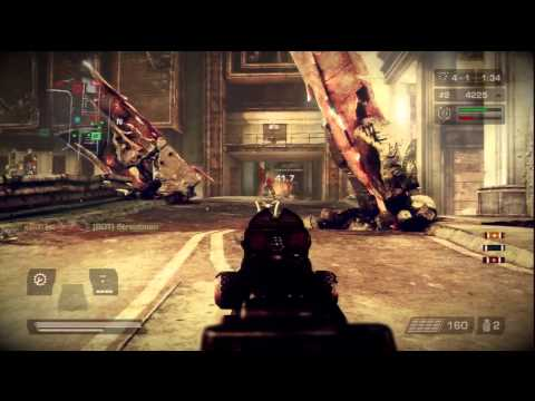 Killzone 3 Warzone Mech Gameplay - Cornith Highway 2/2
