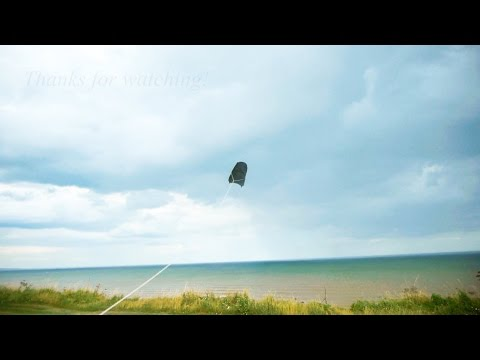 How to Make a Kite in 5 Minutes