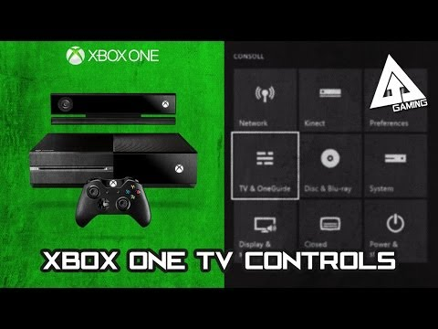 Xbox One Guide - Setting Up Kinect