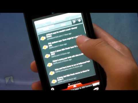 ESPN Score Center by ESPN Inc. | Droidshark.com Video Review for Android