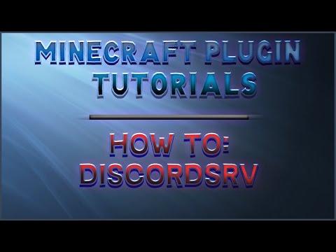 Minecraft Admin How-To: DiscordSRV