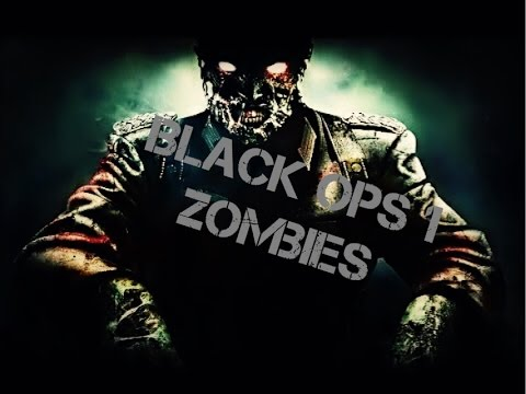 Black Ops 1 Zombies I'm Never Dying!