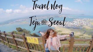 Download KOREA TRAVEL VLOG - MY TRAVEL GUIDE TO JEJU & SEOUL - SPRING TIME APRIL 2017 Video