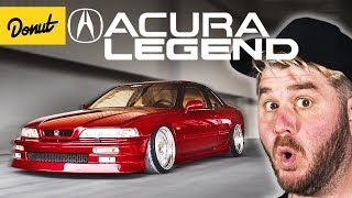 ACURA LEGEND - Everything You Need to Know   Up to Speed