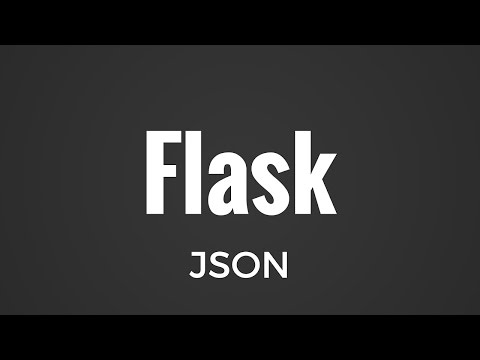 How to Use Read and Create JSON Objects in Flask