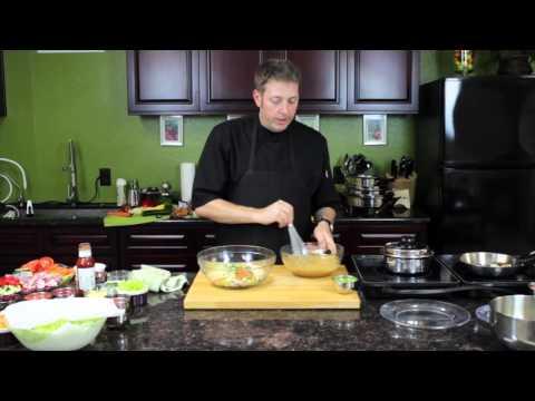 Spaghetti Salad With Peanuts, Peanut Butter & Green Onions : Salad Recipes