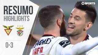 Highlights | Resumo: Aves 0-3 Benfica (Liga 18/19 #22)