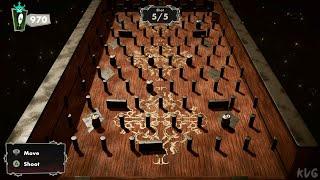 The Addams Family: Mansion Mayhem - Timebomb Tumble (Mini Games) - Gameplay (PC UHD) [4K60FPS]