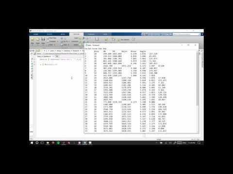 Matlab Import Data file and Plot, Change marker size