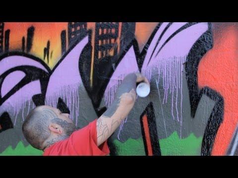 Graffiti Coloring Tips   Graffiti Art
