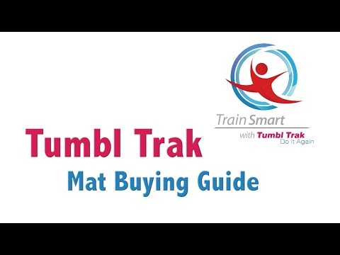 Tumbl Trak Tumbling Mat Buying Guide