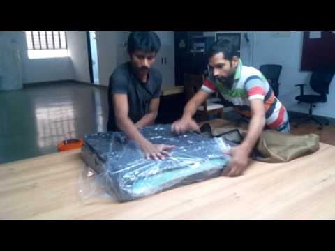How to make sofa cushions by vacuum