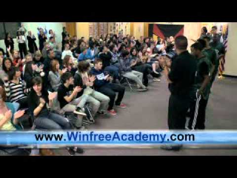 Winfree Academy Charter Schools 2011-2012 Commercial