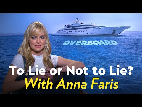 To Lie or Not to Lie? With Anna Faris