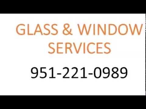 WINDOW | WINDOW REPAIR (951) 221-0989 Window Replacement Services Corona, CA