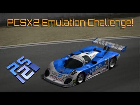 PCSX2 Emulation Challenge!