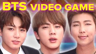People Play The Official BTS Mobile Game