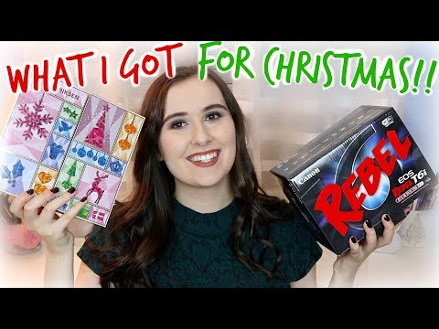 WHAT I GOT FOR CHRISTMAS 2017!!!
