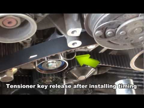 Subaru Forester 2004  timing belt,water pumpo replace