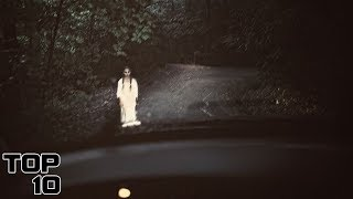 Top 10 Scary HITCHHIKING Stories - Part 2