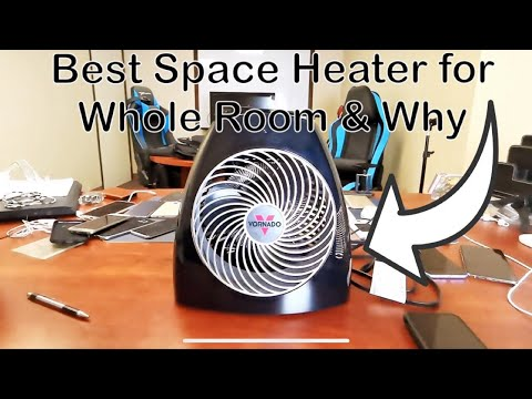 'Best Bang for the Buck' Space Heater (Whole Room)  & Why? Vornado MVH Whole Room Heater