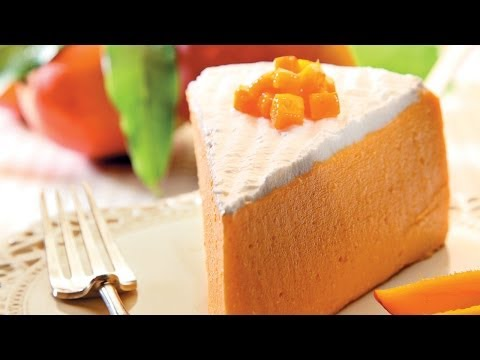 Mango Cheese Cake | Easy 3 step recipe