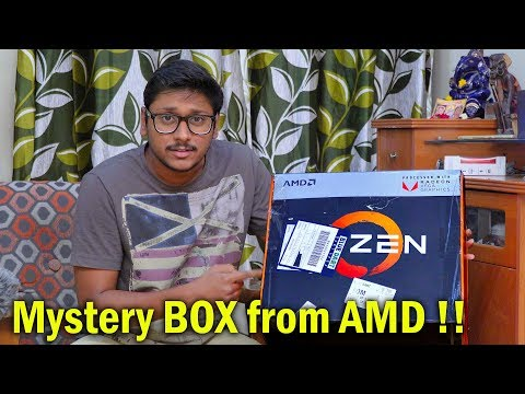 MYSTERY BOX from AMD !!!