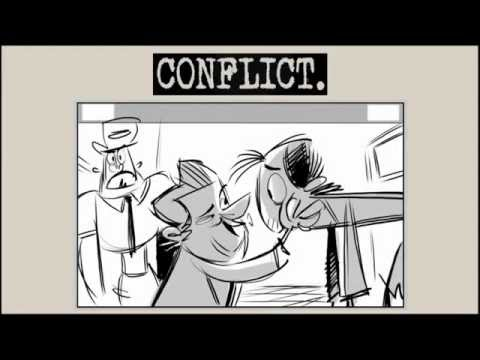 Storyboarding Conflict